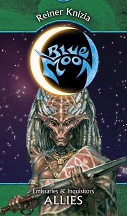 Blue Moon: Emissaries & Inquisitors - Allies Expansion by Fantasy Flight Games
