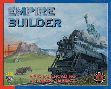 Empire Builder by Mayfair Games