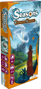 Seasons: Enchanted Kingdom Expansion by Asmodee