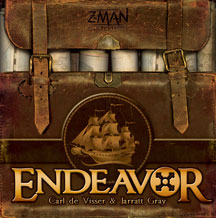 Endeavor by Z-Man Games, Inc.
