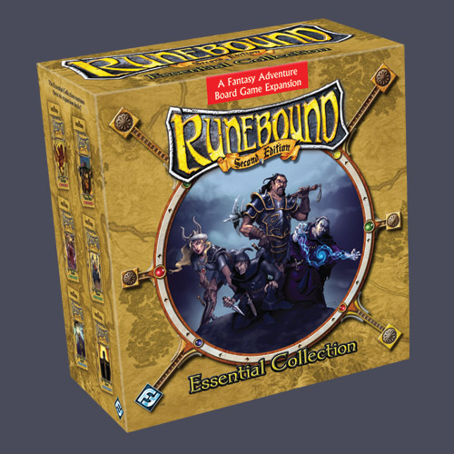 Runebound Second Edition Essential Collection by Fantasy Flight Games