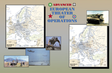 Advanced European Theater Of Operations by Decision Games