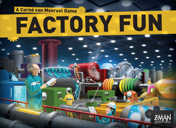 Factory Fun by Z-Man Games, Inc.