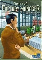Power Grid: Factory Manager by Rio Grande Games