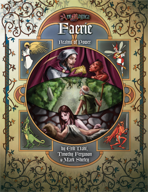 Ars Magica: Realms of Power - Faerie HC by Atlas Games