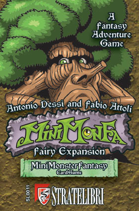 MiniMonFa: Fairy Expansion by Mayfair Games