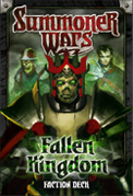 Summoner Wars: Fallen Kingdon Faction Deck by Plaid Hat Games