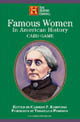 Famous Women in American History Playing Cards by US Games Systems, Inc