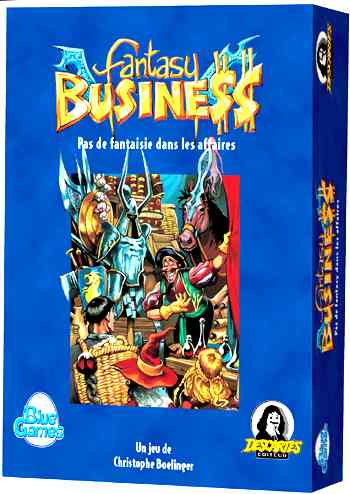 Fantasy Business by Eurogames