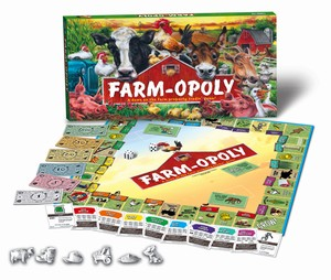 Earth-Opoly by Late For the Sky Production Co., Inc.
