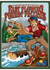 Fast Flowing Forest Fellers by Rio Grande Games