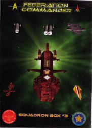 Federation Commander Squadron Box 3 by Amarillo Design Bureau, Inc.