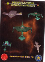 Federation Commander: Squadron Box 5 by Amarillo Design Bureau, Inc.