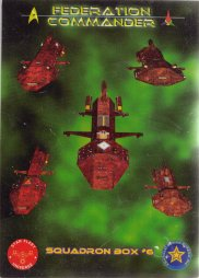 Federation Commander: Squadron Box 6 by Amarillo Design Bureau, Inc.