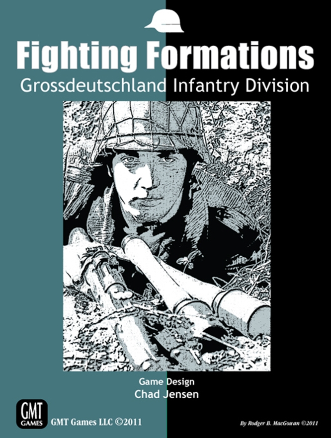 Fighting Formations: Grossdeutschland Infantry Division by GMT Games
