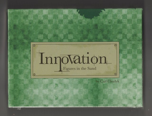 Innovation: Figures in the Sand by Asmadi Games