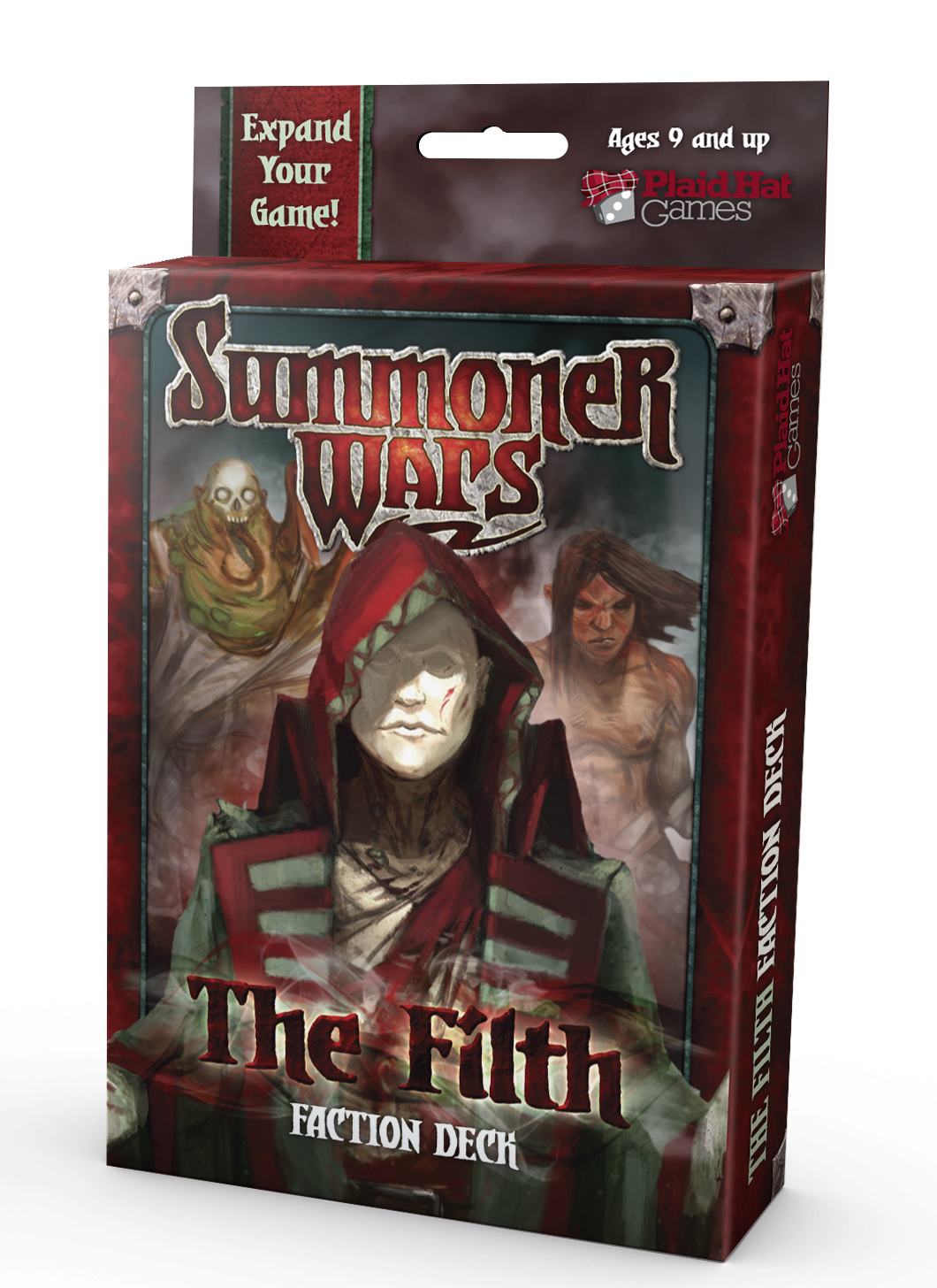 Summoner Wars: The Filth by Plaid Hat Games