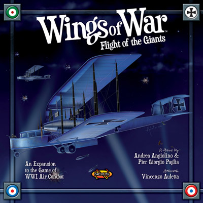 Wings Of War: World War I - Flight of the Giants by Fantasy Flight Games
