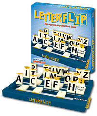 LetterFlip by Out of the Box Publishing