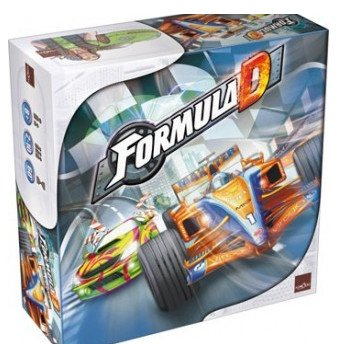 Formula D by Asmodee Editions
