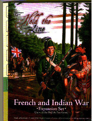 Hold the Line: French & Indian War Expansion Set by Worthington Games