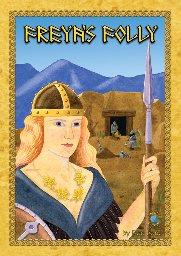 Freya's Folly by Sagacity Games
