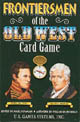 Frontiersmen of the Old West Playing Card Game by US Games Systems, Inc