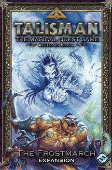 Talisman: The Frostmarch Expansion by Fantasy Flight Games