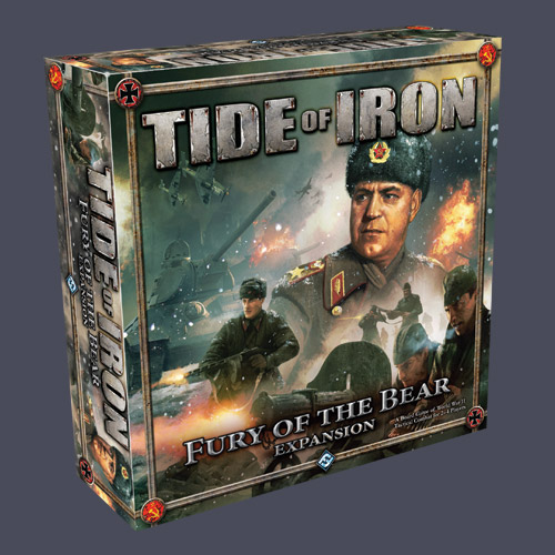 Tide of Iron: Fury Of The Bear Expansion by Fantasy Flight Games