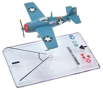 Wings Of War II: Grumman F4F-3 Wildcat (Galer) by Fantasy Flight Games