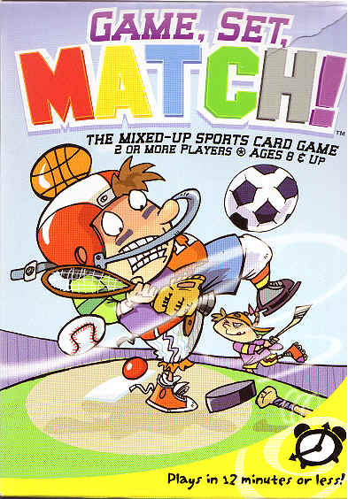 Game, Set, Match! by Gamewright
