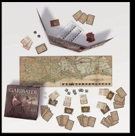 Garibaldi: The Escape by Fantasy Flight Games