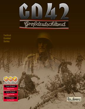 GD '42 by Multi-Man Publishing