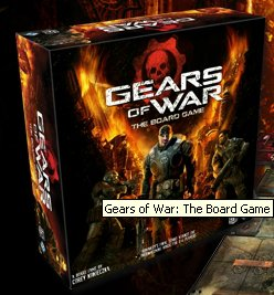 Gears of War: The Board Game by Fantasy Flight Games