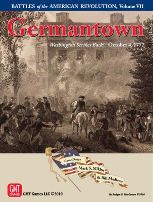 Germantown, 1777 by GMT Games