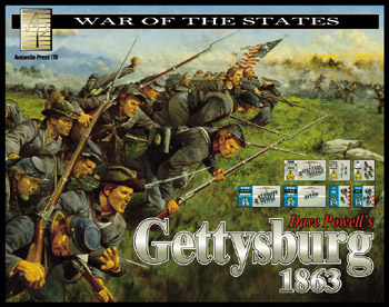 War Of The States Gettysburg by Avalanche Press, Ltd.