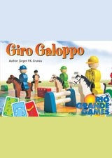 Giro Galoppo by Rio Grande Games