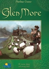 Glen More by Rio Grande Games