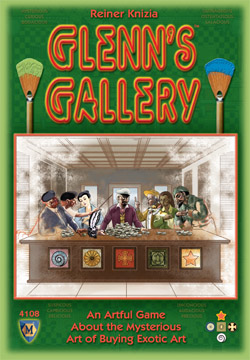 Glenn's Gallery by Mayfair Games