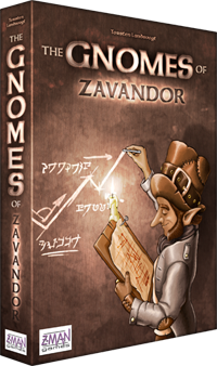 The Gnomes of Zavandor by Z-Man Games, Inc.