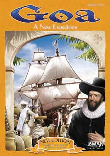 Goa: A New Expedition by Z-Man Games, Inc.