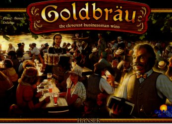 Goldbrau (Goldbräu) by Fred Distribution / Rio Grande / Hanser