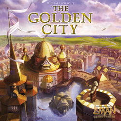 The Golden City by Z-Man Games, Inc.