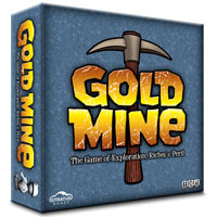 Gold Mine Game by Stratus Games