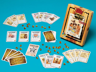 Bang! Gold Rush by DV Giochi