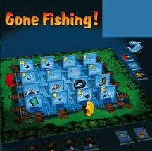 Gone Fishing! by Rio Grande Games