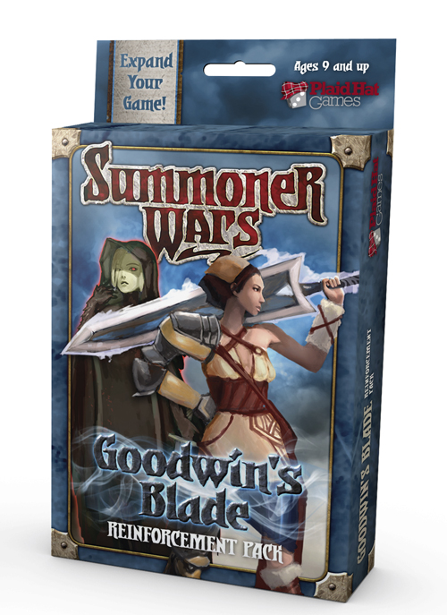 Summoner Wars: Reinforcement Packs Goodwin's Blade by Plaid Hat Games
