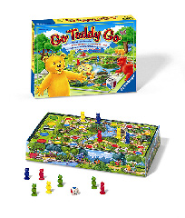 Go Teddy Go! by Ravensburger
