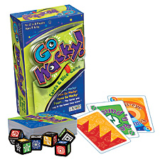 Go Wacky! Cards & Dice Game by Patch Products