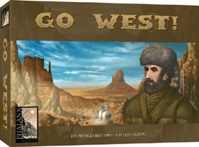 Go West! by Mayfair Games